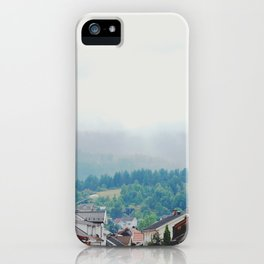 kongsberg iPhone Case