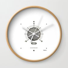 Basiq Knob Art Wall Clock