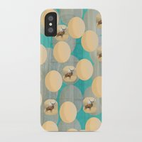 random iPhone & iPod Cases featuring Random by Megan Spencer