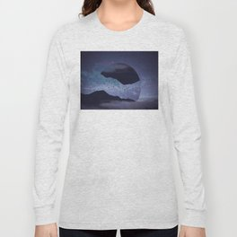 Am I sleepwalking? Long Sleeve T-shirt