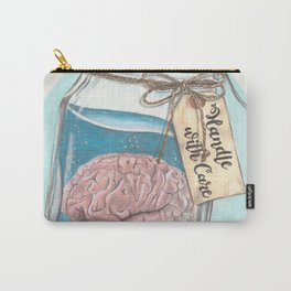 Handle with Care Carry-All Pouch