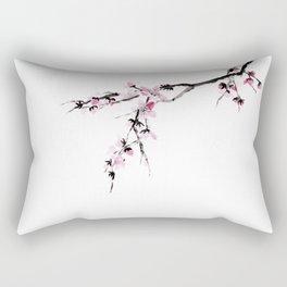 Sakura flower Rectangular Pillow