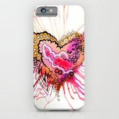Golden Love iPhone 6s Slim Case