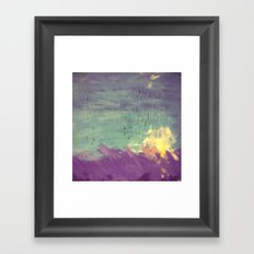 salted air Framed Art Print