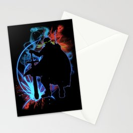 Super Smash Bros. Ike Silhouette Stationery Cards