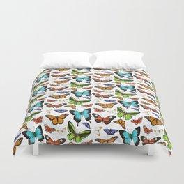 Butterflies Duvet Cover