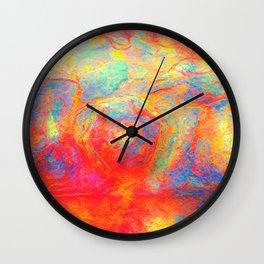 Steel 5085B - Abstract Wall Clock