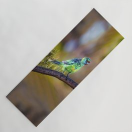 Mallee Ringneck Parrot Yoga Mat