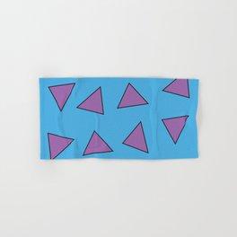 Rocko's Triangles Hand & Bath Towel