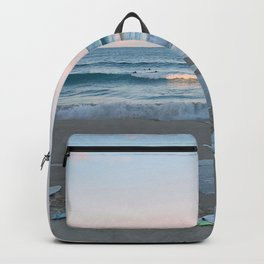 Sunset surf Backpack