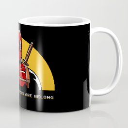 All Your Tacos Are Belong To Me Coffee Mug