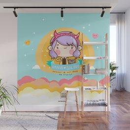 Kawaii heaven Wall Mural
