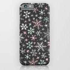 Snow Flurry iPhone 6s Slim Case