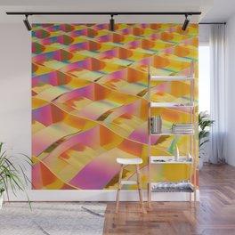 RAINBOW PAPER SERIES 03 Wall Mural