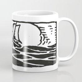 Little ship Coffee Mug
