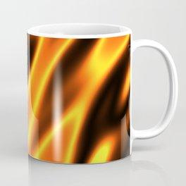 Element Fire Flame Hot Coffee Mug
