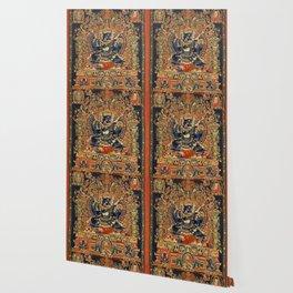 Tantric Buddhist Vajrabhairava Deity 2 Wallpaper
