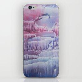 blue underwater world 1 iPhone Skin