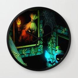 Zelda: Poe Sisters Wall Clock