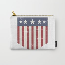 Flag Carry-All Pouch