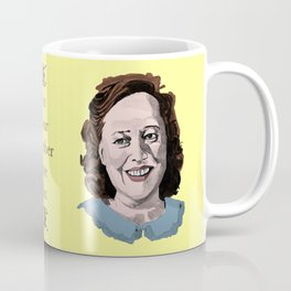 Happy Annie Wilkes - Misery  (Yellow) Coffee Mug