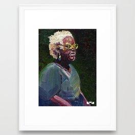 Gullah. Framed Art Print