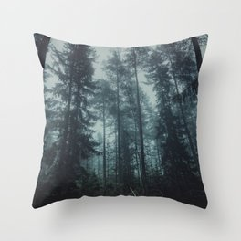 Flirting with temptation Throw Pillow