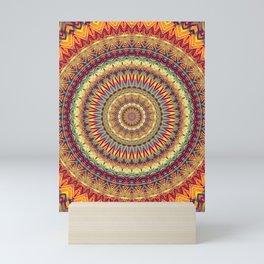 Mandala 253 Mini Art Print