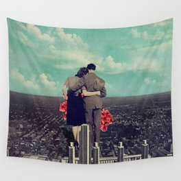 Together  Wall Tapestry