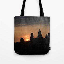 Angkor Wat Tote Bag