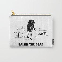 RAISIN THE DEAD Carry-All Pouch