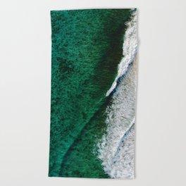 Sea 10 Beach Towel