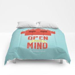 Open your mind Comforters