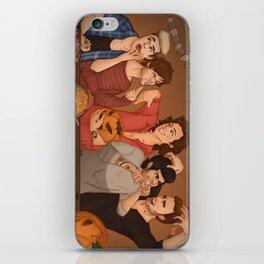 Halloween OT5 iPhone Skin