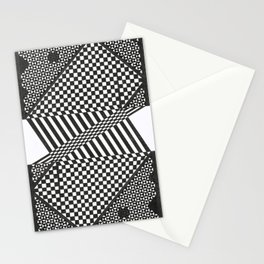 Twisted mind Stationery Cards