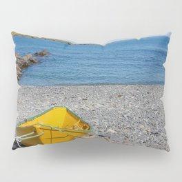 yellow dory Pillow Sham