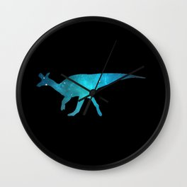 Lambeosaurus Wall Clock