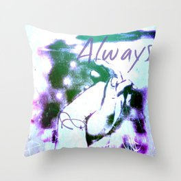 Always & Forever Throw Pillow