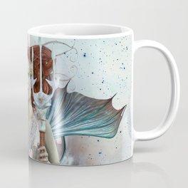 Space Siren: Mermaids of the Sky Coffee Mug