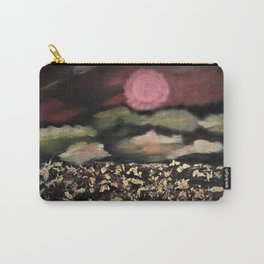 Fields of Gold - Surreal starry night Carry-All Pouch