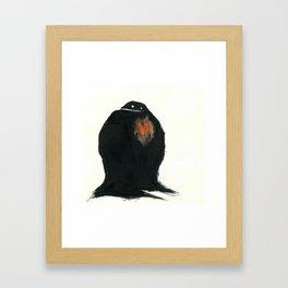 UnHuman#16 Framed Art Print
