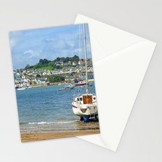 SPRING SAILING Stationery Cards