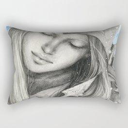 Iceborn Rectangular Pillow
