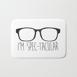 I'm Spec-tacular Bath Mat