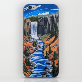 Tumalo Falls iPhone Skin
