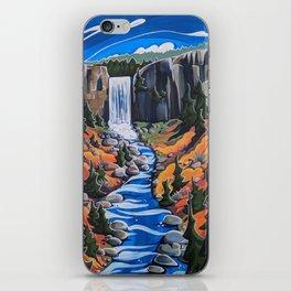 Tumalo Falls iPhone Skin