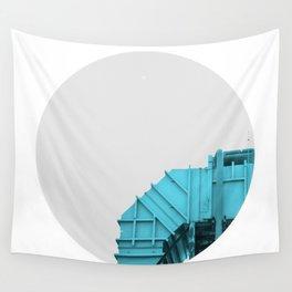 Air intake/ Cian Wall Tapestry