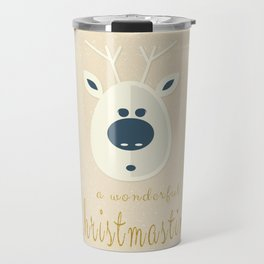 Christmas motif No. 4 Travel Mug