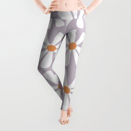 Kawaii flowers Leggings