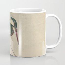 Kingfisher - Ohara Koson (ca. 1920) Coffee Mug